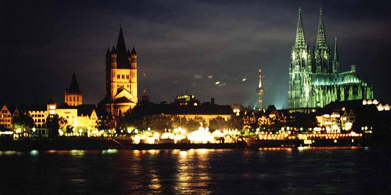 Duitsland vakantie Top 10 stedentrips