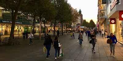 Stuttgart stedentrip. De hoofdstad van Baden-Württemberg