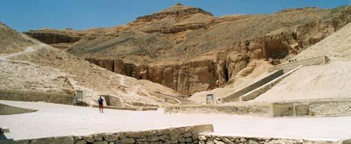 Dal der Koningen Luxor. De tijd van het Nieuwe Rijk in Egypte