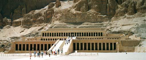 Bezienswaardigheden Oude Egypte: Luxor, Thebe, Karnak en het Koningsdal. Bezienswaardigheden Luxor en omgeving