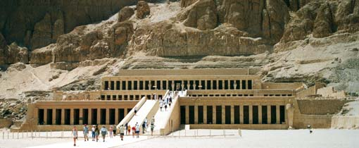 Oude Egypte: Luxor, Thebe, Karnak en het Koningsdal. Bezienswaardigheden Luxor en omgeving
