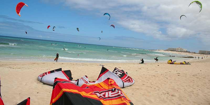 Vakantie Fuerteventura, het eiland met de mooiste stranden van de Canarische Eilanden