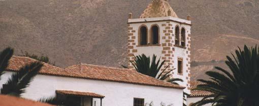 Leukste steden & dorpjes op Fuerteventura. Ontdek het eiland