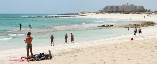 Fuerteventura: mooiste stranden van de Canarische eilanden. Om te zonnen, kiten en te windsurfen