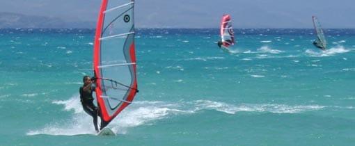 Vakantie Fuerteventura - perfecte omstandigheden voor kitesurfers, windsurfers en zonaanbidders
