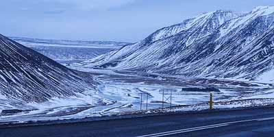 Centrale hooglanden en Vatnajökull NP. Het ruige binnenland van IJsland