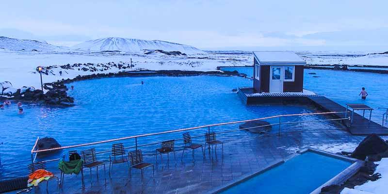Myvatn, de Blue Lagoon van het noorden van IJsland