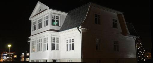 Reykjavik, hoofdstad van IJsland. De noordelijkste hoofdstad ter wereld