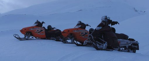 IJsland in de winter. Ontdek het Noorderlicht