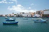 Arrecife. De hoofdstad van Lanzarote