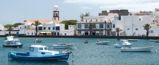 Arrecife. De enige echte stad en het culturele, bestuurlijke en zakelijke centrum van Lanzarote