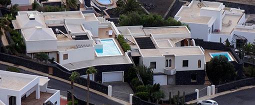 Vakantiehuisjes in Puerto del Carmen, de populairste badplaats van Lanzarote