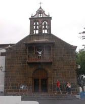 Santuario de la Virgen de las Nieves is een bedevaartsoord in de bergen op het Canarische Eiland La Palma