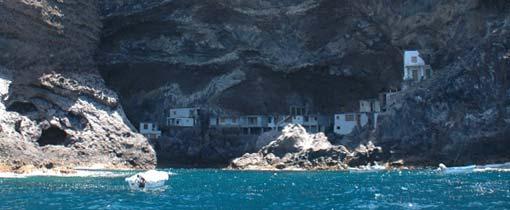 Vakantie La Palma: de westkust. Plaatsen, uitstapjes en bezienswaardigheden