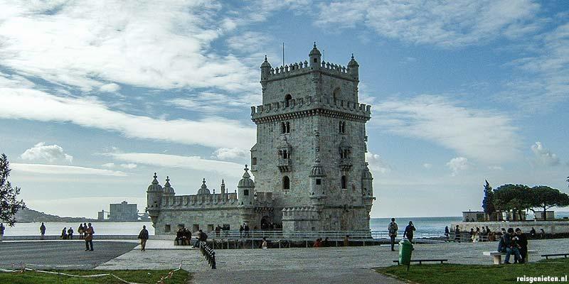 Belém Lissabon: Aan de monding van de Taag. De Portugese gouden eeuw