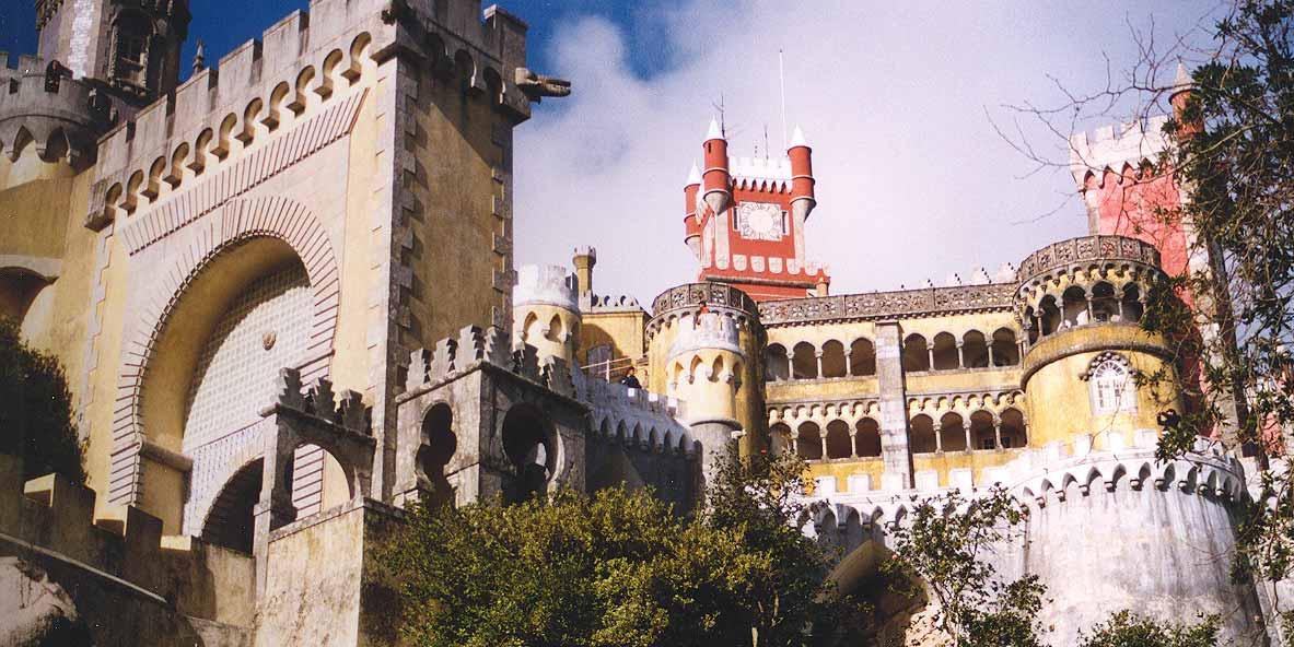 Sintra top 6 bezienswaardigheden. Zomerverblijf van de Portugese koningen