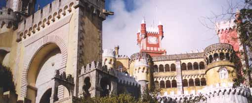 Sintra Top 6 bezienswaardigheden. Het zomerverblijf van de Portugese koningen