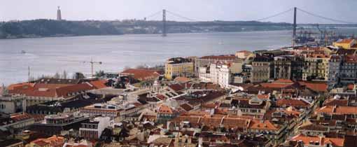 Praktische reisinformatie Lissabon en Portugal. Weer en verkeer, Portugese taal en tips