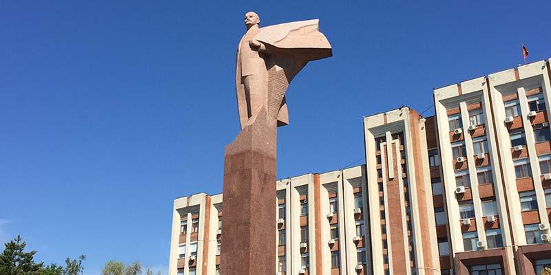 Transnistrië bezoeken. Provincie of onafhankelijk land?