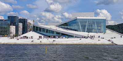 Oslo bezienswaardigheden. De hoofdstad van Noorwegen