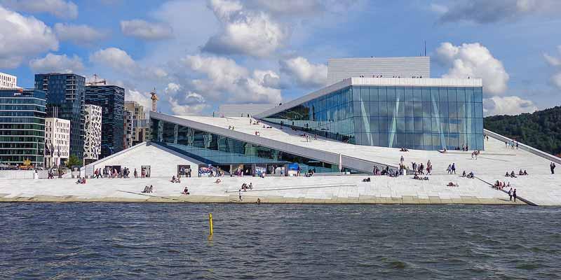 Welkom in Oslo, de hoofdstad van Noorwegen