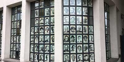 Krakau bezienswaardigheden: Podgórze. Bekend van de film Schindlers List