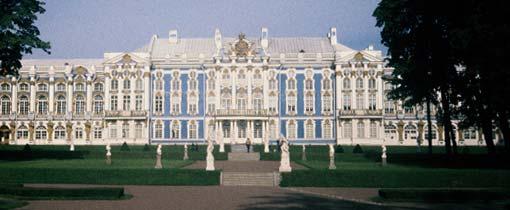 Pracht en praal in St. Petersburg: Tsarskoje Selo (Poesjkin)