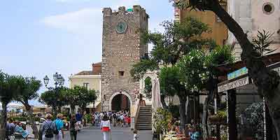 Taormina bezienswaardigheden. De oudste vakantieplaats ter wereld