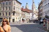 Ljubljana bezienswaardigheden. Hoofdstad Slovenië. Van oostblokstad tot moderne hoofdstad