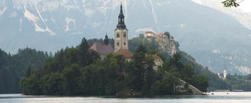 Slovenie vakantie