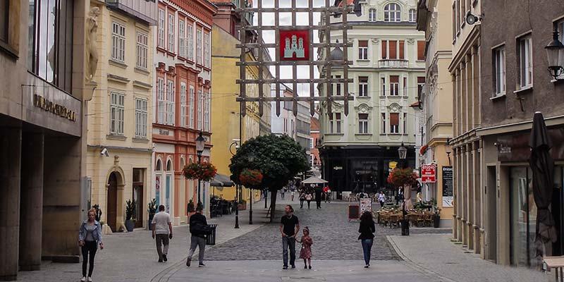 Bratislava top 10 bezienswaardigheden. Hoofdstad van Slowakije