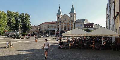 Žilina. Strategische stad in het noordwesten van Slowakije