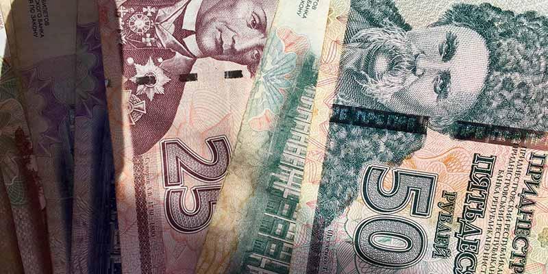 Transnistrisch geld