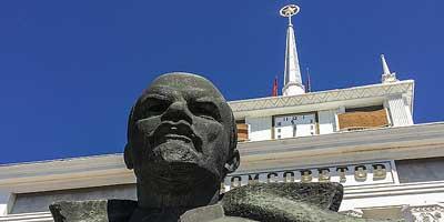 Transnistrië Top 10. Bezienswaardigheden Tiraspol en Transnistrië