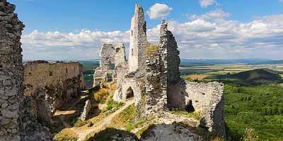 Slovakije vakantie. Het ruige zusje van Tsjechië