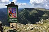 De Sněžka en het Krkonoše Reuzengebergte. Bedwing de hoogste berg van Tsjechië