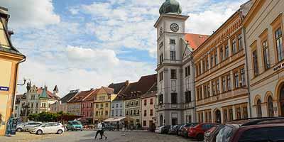 Tsjechië vakantie West-Bohemen. De streek aan de grens met Duitsland
