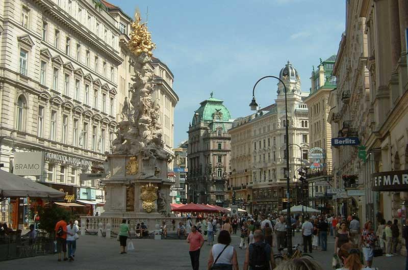 Wenen stedenreis top 10 bezienswaardigheden uitjes en leuke dingen doen - Dining barokke ...