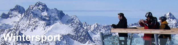 Wintersportvakantie reistips. Wintersport tips en verhalen van medereizigers