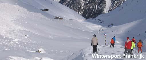Frankrijk wintersport vakantie 2018. Frankrijk: Grote en sneeuwzekere gebieden