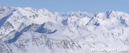 Wintersport kwis: ijskoude ski vragen. Wat weet jij van wintersport?