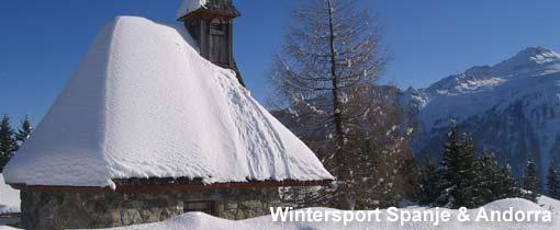 Wintersport Spanje en Andorra 2018