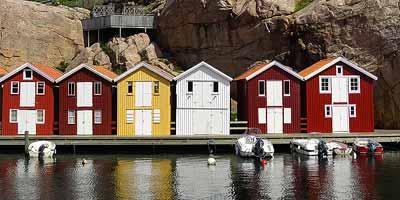 Midden-Zweden. Zuid-Norrland